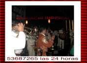 mariachis en TAXQUEÑA 53687265 numero de telefono 24 horas df