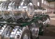 Llantas aluminio, rines de aluminio para camiones, remolques, aros de aluminio