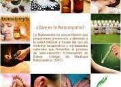 Servicios naturopáticos (naturopatía)