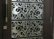 Fabricacion de muebles en acero inoxidable