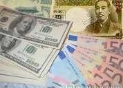 Compra venta de divisas - venta de monedas de plata