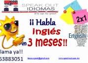 Habla inglès en 3 meses