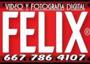 Fotografia y video en culiacan