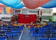 Función familiar de circo para tu evento.
