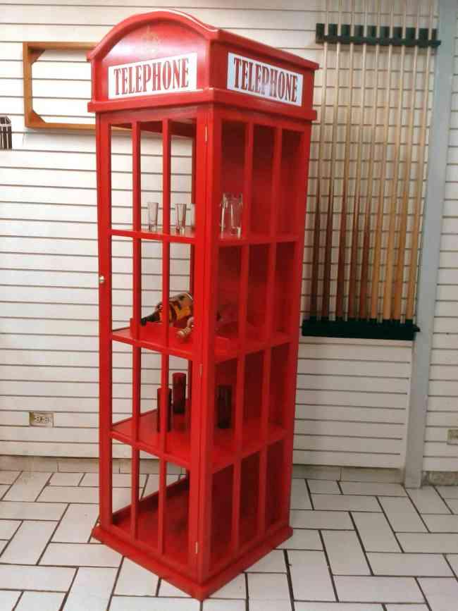 Cantina tipo caseta telefonica londres alvaro obreg n for Precio de puertas tipo cantina