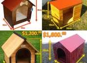 casas para mascotas, perros, gatos, aves. etc.