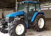 Tractores agricolas new holland varios