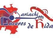 Mariachi luceros de hidalgo pachuca hgo.