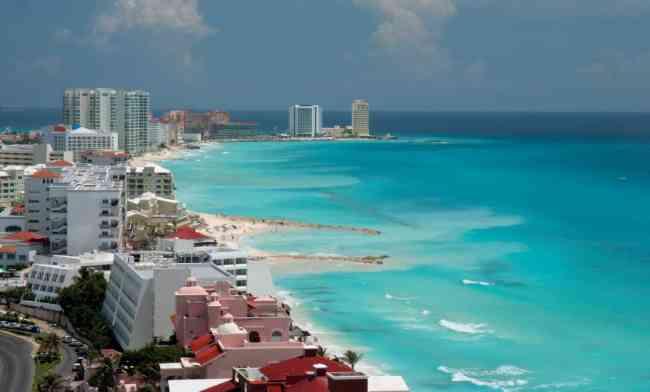 Rento departamentos en Cancun frente al mar