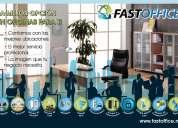 Espacios ejecutivos ideales para oficina, zona expo!