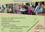 Estancia geriátrica. sagrado corazón de jesùs