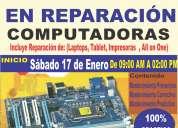 curso de reparacion de computadoras