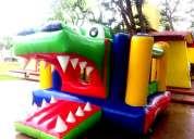 Renta de brincolines inflables en coatzacoalcos