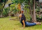 Clases de yoga a domicilio