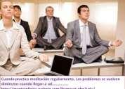 Meditacion y yoga para empresas